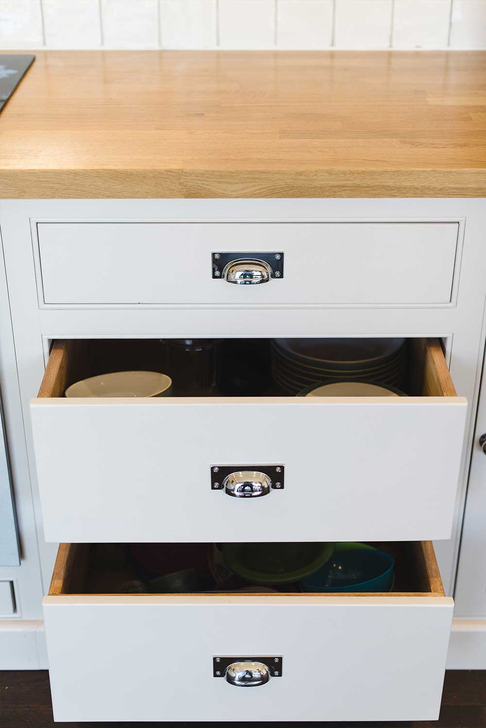 Kitchen units, doors and cupboards made with solid wood from The ...