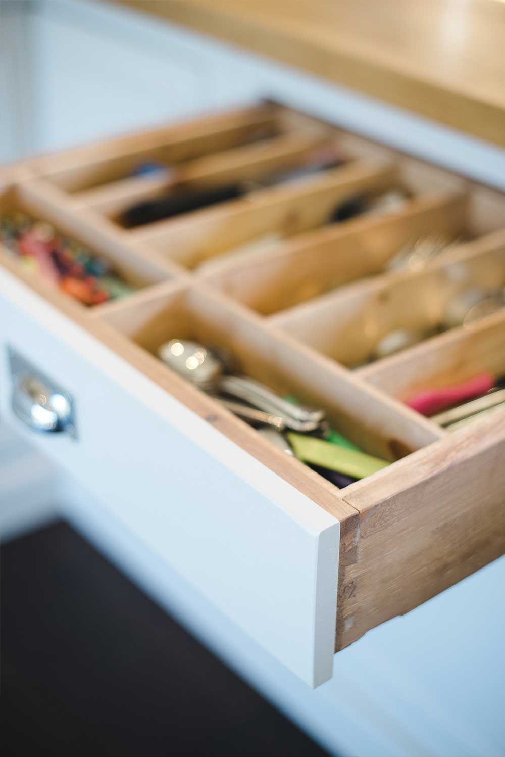 Kitchen cabinet drawer joints -  Solid Wood Kitchen Islands Designed Made Delivered From The